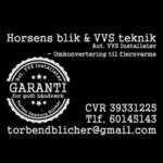 Slider_Horsens Blik & VVS Teknik